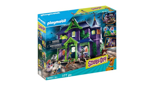 Playmobil SCOOBY-DOO Avontuur in Mystery Mansion