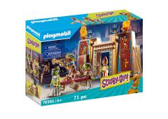 Playmobil SCOOBY-DOO In Egypte