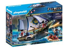 Playmobil Pirates Zeilschip van de piraten