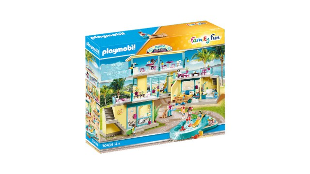 Playmobil Family Fun PLAYMO Strandhotel