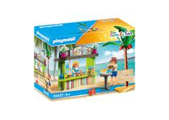 Playmobil Family Fun Strandkiosk