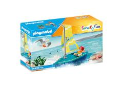 Playmobil Family Fun Zeilbootje