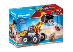 Playmobil City Action Wiellader