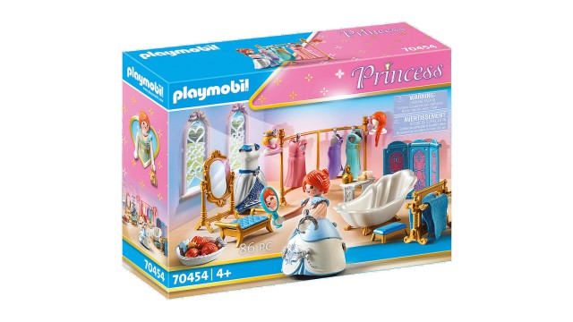 Playmobil Princess Kleedkamer