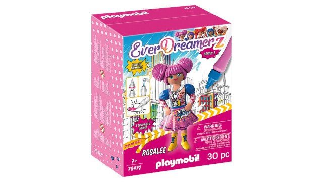 Playmobil Everdreamerz Rosalee Comic World