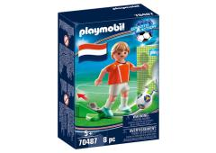 Playmobil Sports en Action Nationale voetbalspeler Nederland