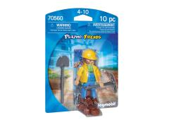 Playmobil Playmo-Friends Bouwvakker