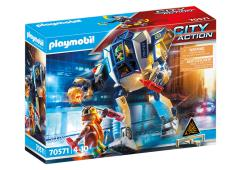 Playmobil City Action Politierobots: speciale eenheid