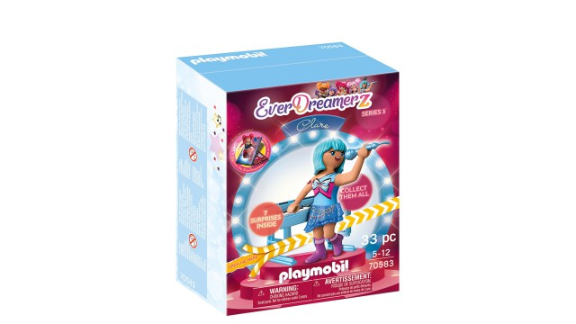 Playmobil Everdreamerz Clare - Music World