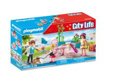 Playmobil City Life Koffiepauze