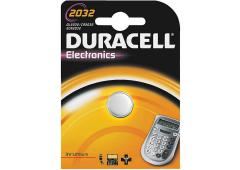 Knoopcel Duracell 2032 bls1