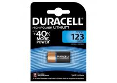 Batterij Duracell Photo 123 bls1