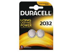 Knoopcel Duracell 2032 bls2