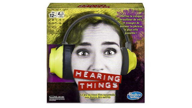 Hearing Things