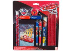 Cars 3 Super Stationary set