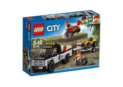 LEGO City ATV raceteam