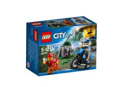 LEGO City Poltie Off-road achtervolging