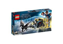 LEGO Harry Potter Grindelwald's ontsnapping