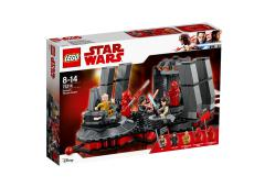 LEGO Star Wars Snoke's troonzaal