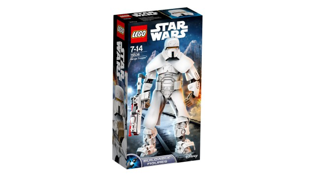 LEGO Star Wars Constraction Range Trooper