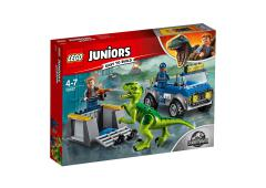 LEGO Juniors Raptor Reddingsauto