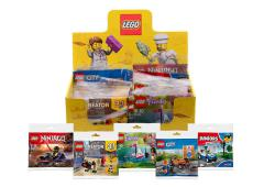 LEGO Mix Impulse bag 1HY2018 5 assorti