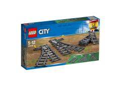 LEGO City Wissels