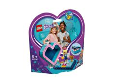 LEGO Friends Stephanie's hartvormige doos