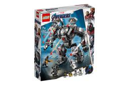 LEGO Super Heroes War Machine buster