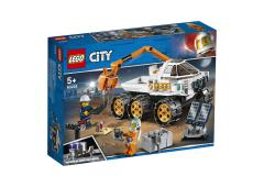 LEGO City Space Port Testrit Rover