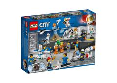 LEGO City Space Port Personenset - ruimteonderzoek