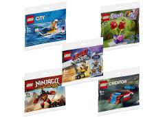 LEGO Mix Impulse Bag 1HY2019 5 assorti