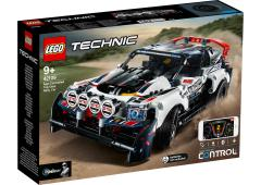LEGO Technic Top Gear rallyauto met app-bediening