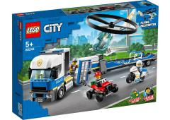LEGO City Politie Helikoptertransport