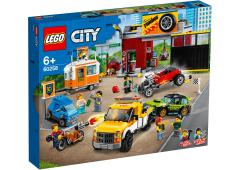 LEGO City Turbo Wheels Tuningworkshop