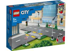 LEGO City Stad Wegplaten