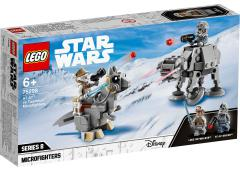 LEGO Star Wars AT-AT vs Tauntaun Microfighters