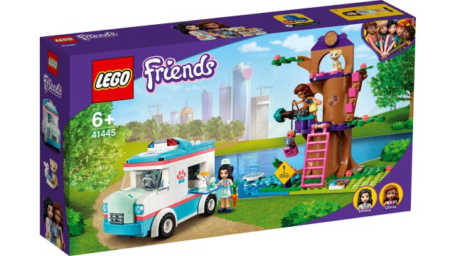 LEGO Friends Dierenambulance