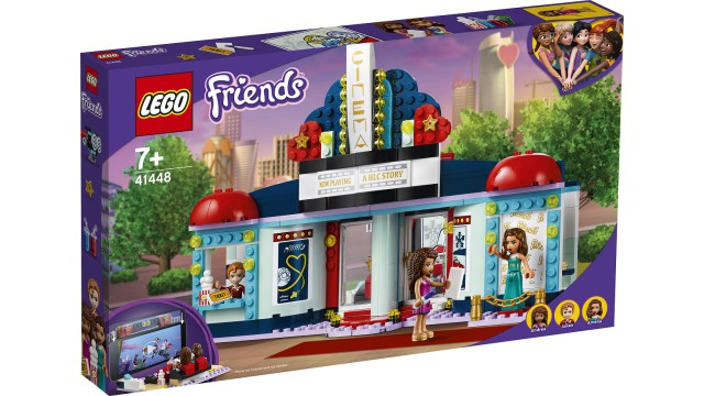 LEGO Friends Heartlake City bioscoop