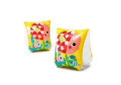 Intex armbandjes Tropical Buddies 23x15cm 3 tot 6 jaar