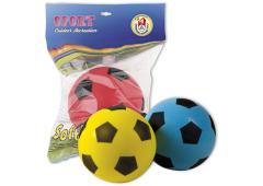 Softbal foam 200mm assorti kleur