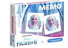 Clementoni Memo Pocket Frozen 2