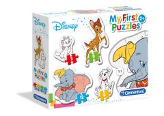 Clementoni Puzzel 3-6-9-12 stukjes Animal Friends