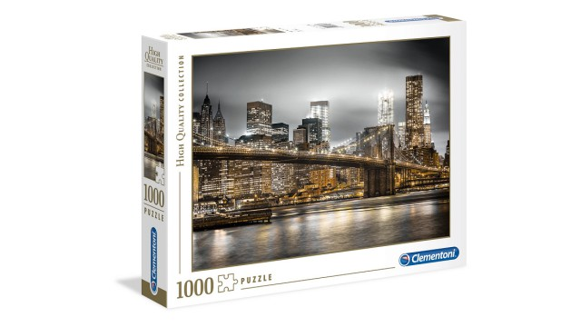 Clementoni Puzzel High Quality 1000 stukjes New York