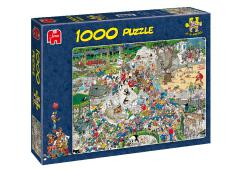 Puzzel 1000 st. JvH The Zoo