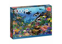 Puzzel 1000 st. PC Jewels of the Deep