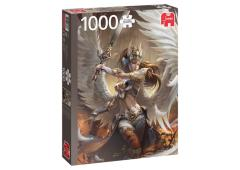 Puzzel 1000 st. PC Angel Warrior