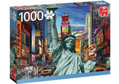 Puzzel 1000 st. PC New York City