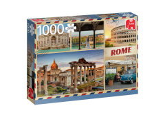 Puzzel 1000 st. PC Greetings from Rome