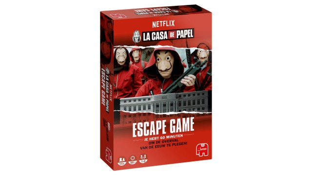 La Casa de Papel Escape Game